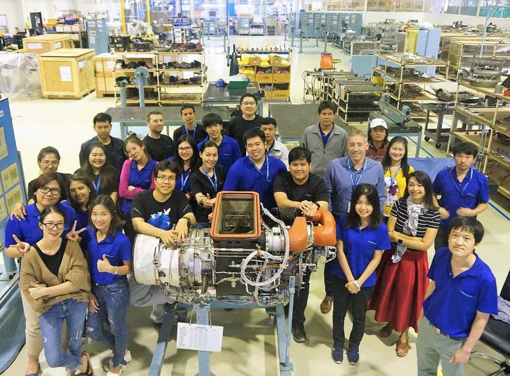 Faces of TurbineAero: Meet our incredibly talented TurbineAero Team in Chonburi Thailand. You are awesome! #turbineaero #oneteam #great #team #chonburi #thailand #asia #aviation #APU #airlines #MRO #145 #repair #shop #mechanics #engine #engineers