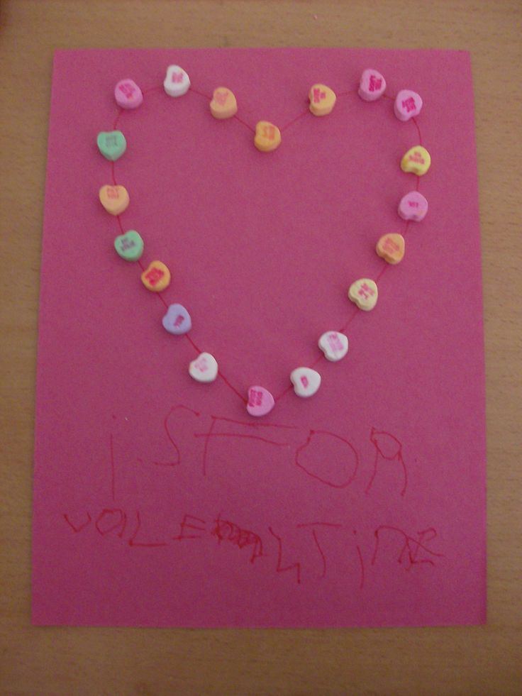 V is for Valentine: Preschool Activity and Valentine's Day Craft - Mommysavers.com | Online Coupons & Savings