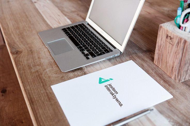 Logotyp Jestem Interaktywna