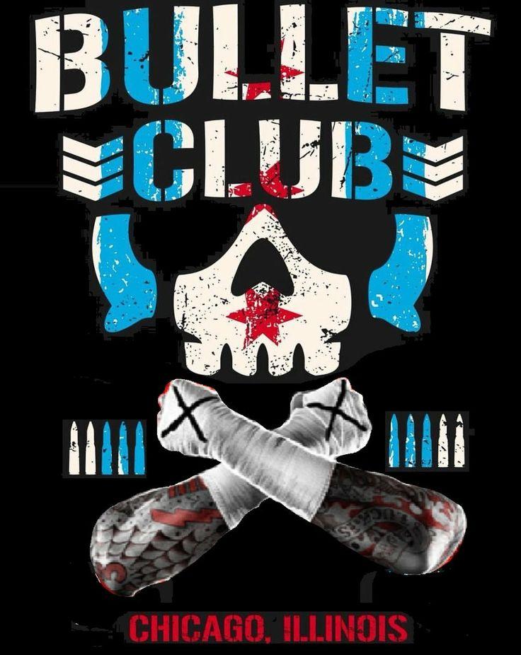 Bullet Club CM Punk Logo