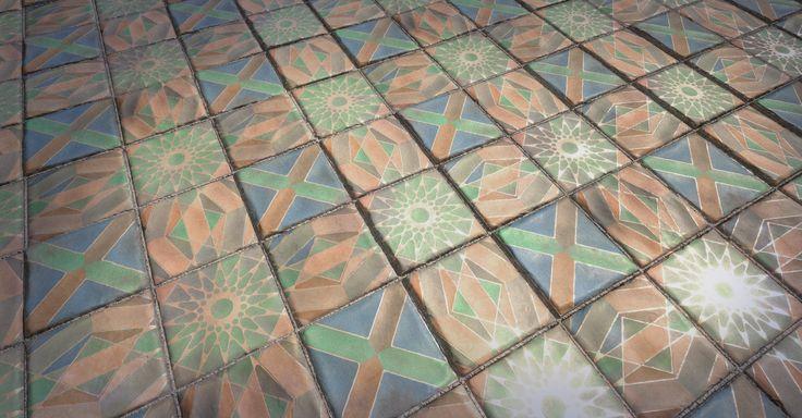 ArtStation - Substance Textures / Materials, Rogelio Olguin