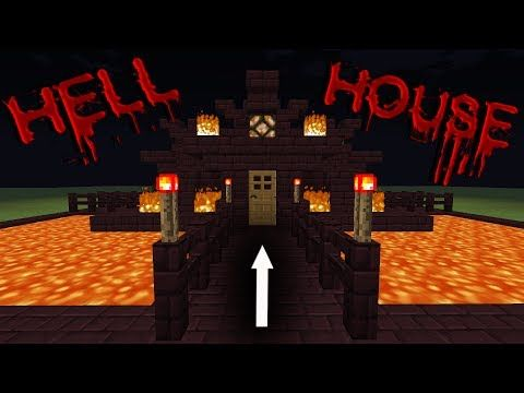 http://minecraftstream.com/minecraft-tutorials/minecraft-how-to-build-a-survival-house-nether-house-hell-house/ - Minecraft: How to build a survival house - Nether House - Hell House  Minecraft: How to build a survival house – Nether House – Hell House Minecraft: How to make a small castle tutorial. This would be a great survival castle made from Nether brick. would be a great fort for the nether. This is a small Survival, Simple, easy Castle tutorial. Lets build