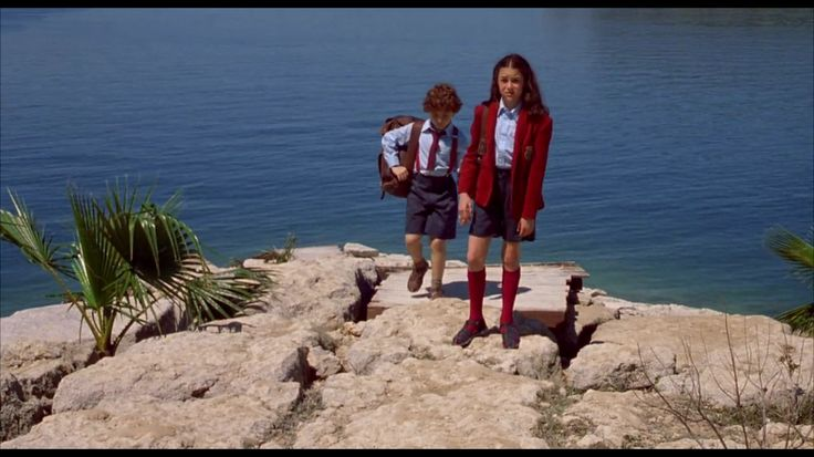 Дети шпионов (2001) / Spy Kids (2001)