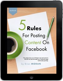 Even though Facebook is an information community, don't let your guard down and unwittingly offend or lose your fans. This article show you 5 things to do that will keep your Facebook page continuously growing. Author Brian is the founder of the very popular Get 10,000 Fans.  More info: http://magazine.valuedmarketer.com/  iTunes: https://itunes.apple.com/us/app/valuedmarketer-magazine-become/id709724297?l=pl&ls=1&mt=8