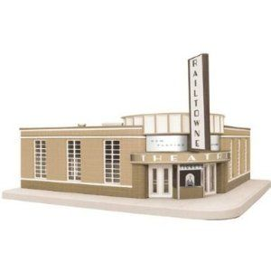 O Movie Theater by M.T.H. Electric Trains. $119.95. O Scale