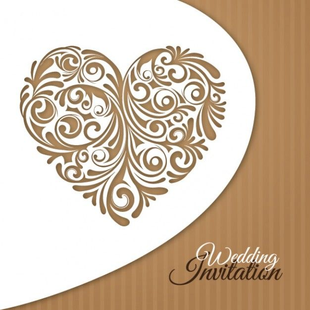 Free E Wedding Invitation Card Templates is nice invitation sample