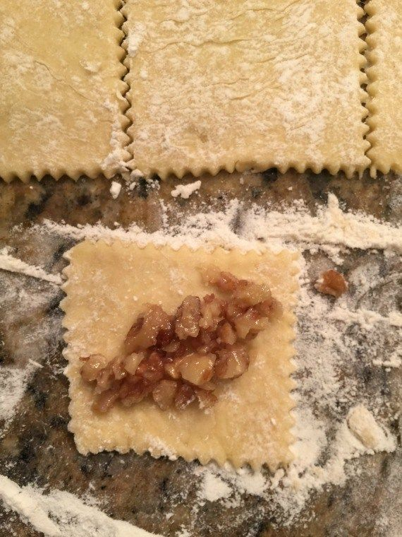 The best Hungarian cookies recipe (kiffles). Made with sour cream for an even…