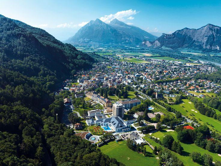 Grand Resort Bad Ragaz - Switzerland
