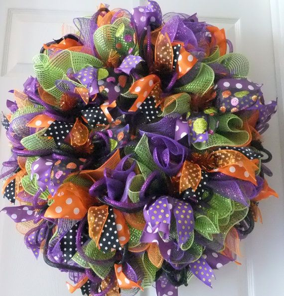 Hey, I found this really awesome Etsy listing at https://www.etsy.com/listing/194318339/fall-halloween-wreath-fall-door-wreath