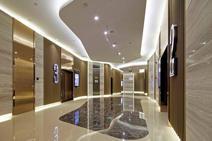Cinema interior design for Palace Cinemas at Sincere Plaza ...
