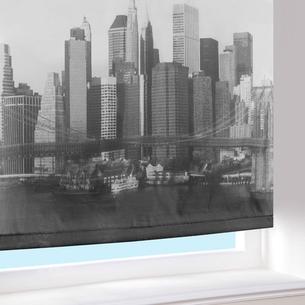 New York Blackout Roller Blind