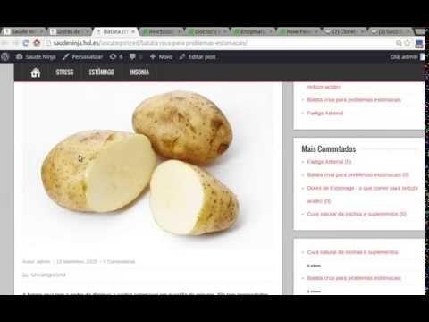 Cura da Gastrite, Ulceras e Refluxo Naturalmente + Suplementos - YouTube