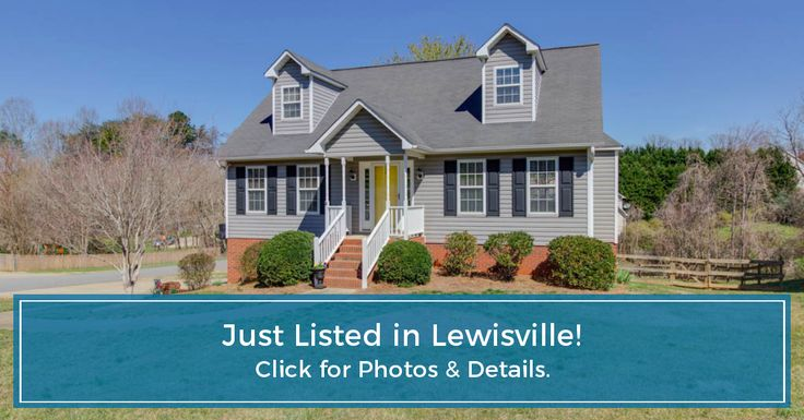 Up-to-date photos, maps, schools, neighborhood info. & details for 7395 Cortney Glen Lane, Lewisville, NC direct from Melody Hamm & Associates