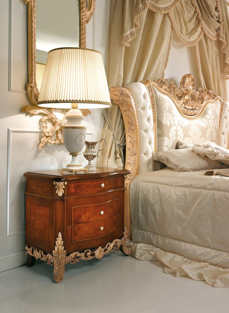 17 best new collection vimercati luxury classic furniture for Luxury bedroom furniture