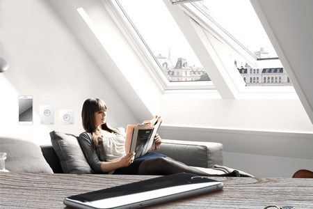 VELUX Active: ferestre de mansarda controlate automat pentru case inteligente