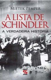 Baixar Livro A Lista de Schindler - Mietek Pemper em PDF, ePub e Mobi