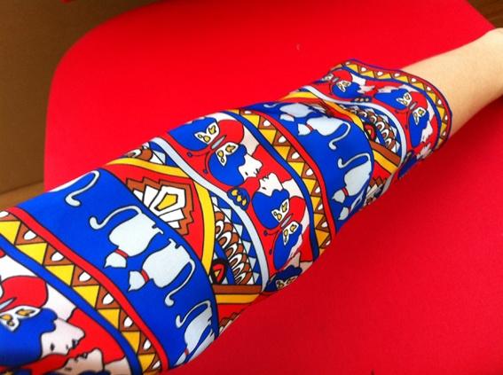 Maria Faci Sleeve design