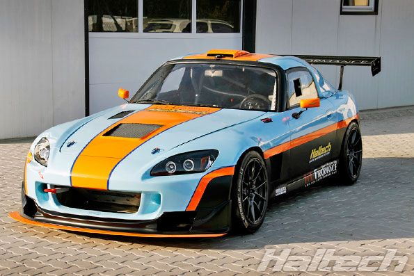 Honda S2000 with an NSX engine swap. Is this the ultimate circuit car