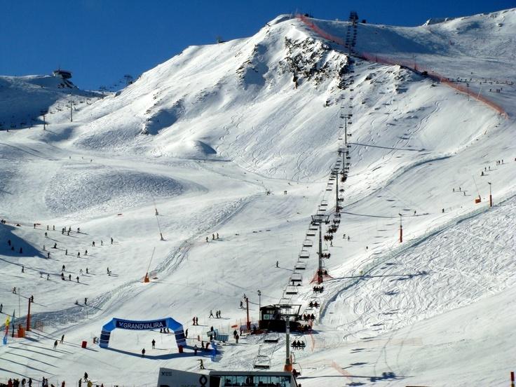 Pas de la Casa - GrandValira (Andorra)