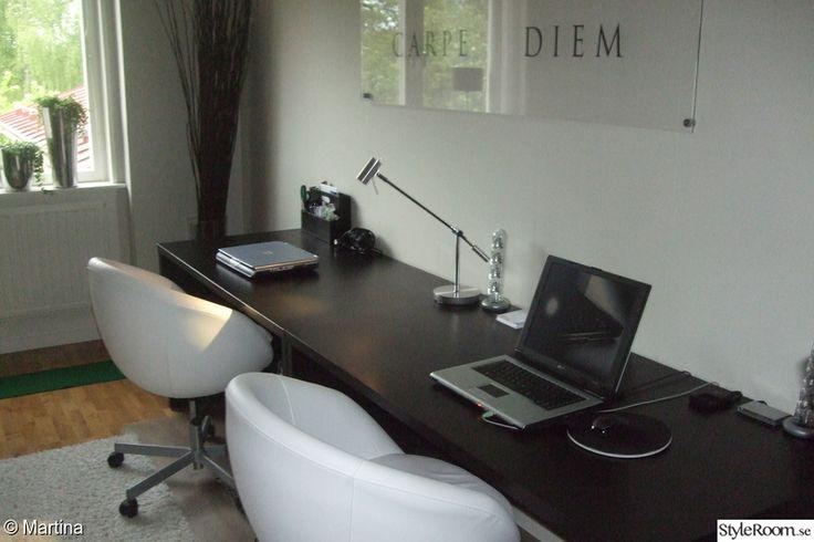 arbetsrum,plexiglas,svart skrivbord