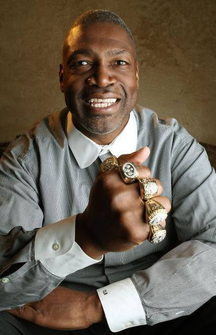 Former Dallas Cowboy stars Charles Haley has been a finalist for the Pro Football Hall of Fame five times. He also has five Super Bowl rings while playing for San Francisco and Dallas.