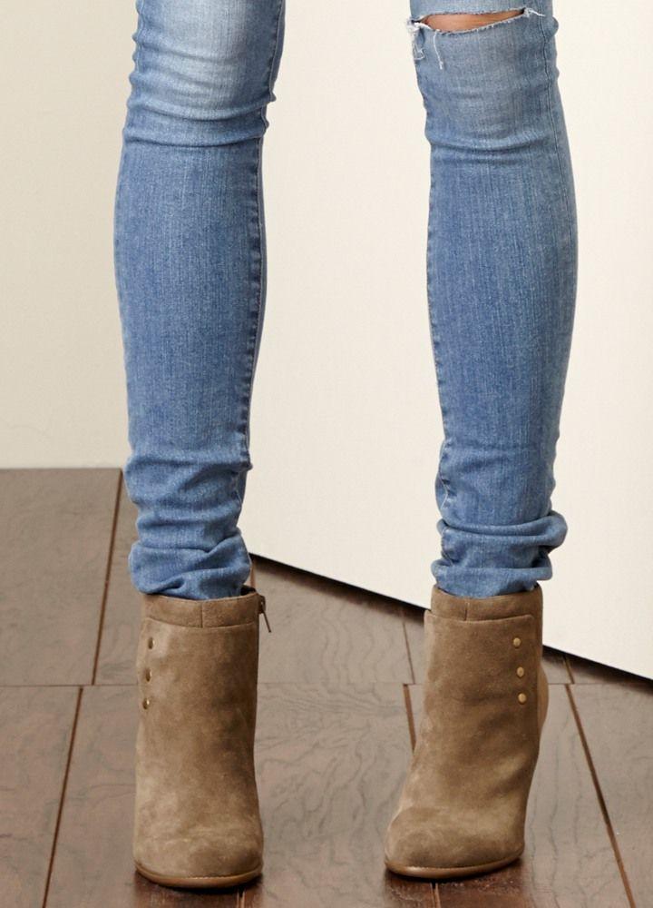 skinnies & booties