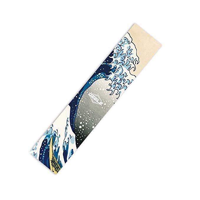 """47/"""" Youth Electric Skateboard Longboard Grip Tape Sticker Diamond Sheet Griptape"""