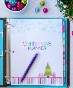 Версия для печати Рождество Планировщик