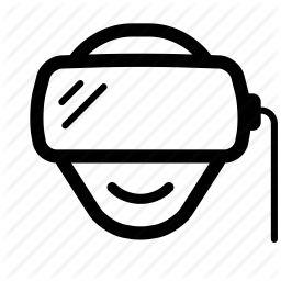 gear, headset, helmet, oculus, reality, virtual, vr icon