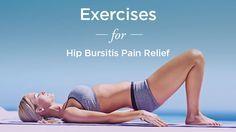 bursitis hip exercises