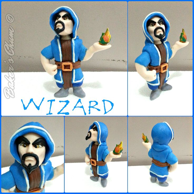 Clash of Clans - #Wizard
