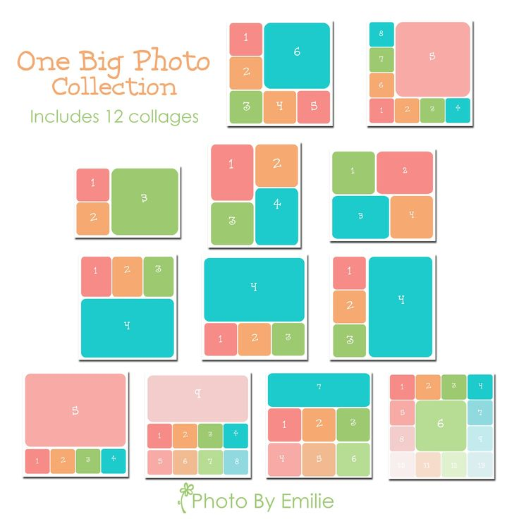 The 25+ best Photoshop collage template ideas on Pinterest Photo - free storyboard templates