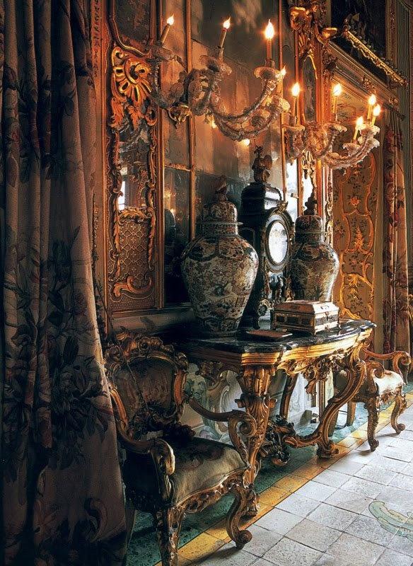Palazzo Gangi: Interior Design, Decor, Dream, Interiors, Beautiful, Antique, Room