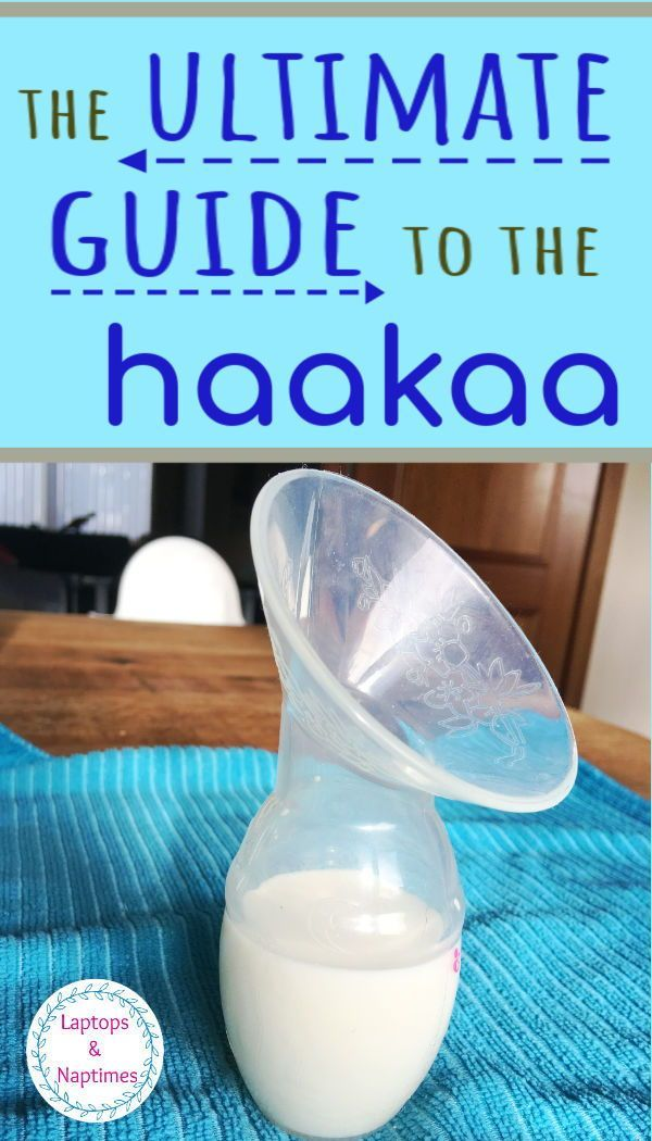 How to use a Haakaa - your complete guide to silicone breast pumps