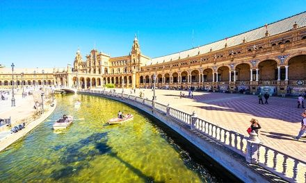✈ Séville : 2 ou 3 nuits avec petits déjeuners à l'hôtel Eurostars Regina avec vols A/R depuis Paris et Marseille: #SEVILLE En promotion…