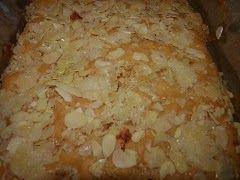 Nie ma jak u mamy...                www.przepismamy.pl: Ciasto drożdżowe z posypką migdałową