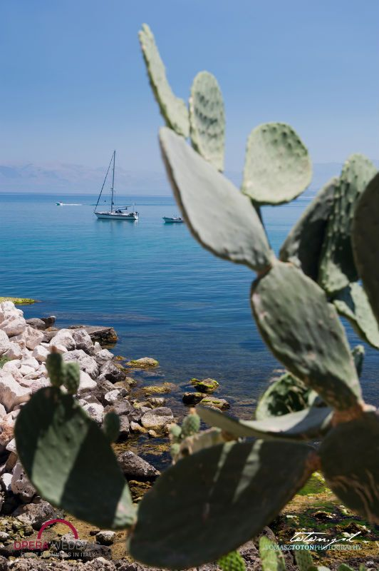 Sicily as seen by the eyes of Polish photographer Tomasz Toton'