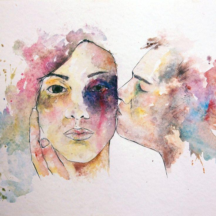Ilustraciones contra la violencia de género: 45 imágenes para concienciar