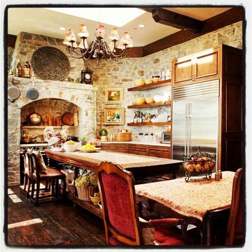 Looks Like A Fairy Tale Kitchen Taken With Instagram