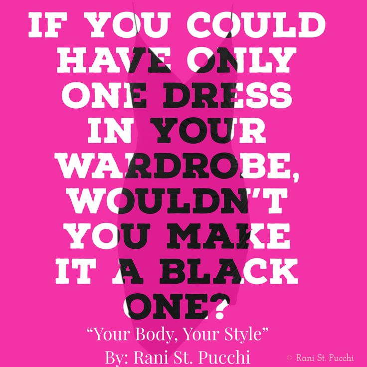 Who doesn't love a little black dress? 🖤 Your Body, Your Style is Available for purchase today!  https://www.amazon.com/Your-Body-Style-Dressing-Flatter/dp/0997697717/ref=sr_1_3?s=books&ie=UTF8&qid=1477232466&sr=1-3&keywords=your+body+your+style&utm_content=buffer696c1&utm_medium=social&utm_source=pinterest.com&utm_campaign=buffer