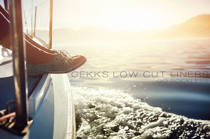 Gekks Low Cut Liners - Say goodbye to hot, sticky, smelly feet. Keep the convenience of slipping in and out of your loafers, but add comfort and odor control.