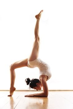 Hatha yoga – Asanas And Their Benefits Will my arms & core ever be strong enough for the pose in this picture?