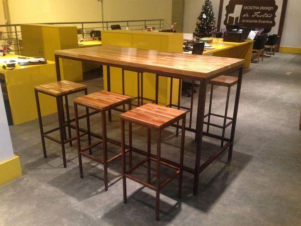 M s de 25 ideas incre bles sobre mesa alta bar en - Mesa alta cocina ...