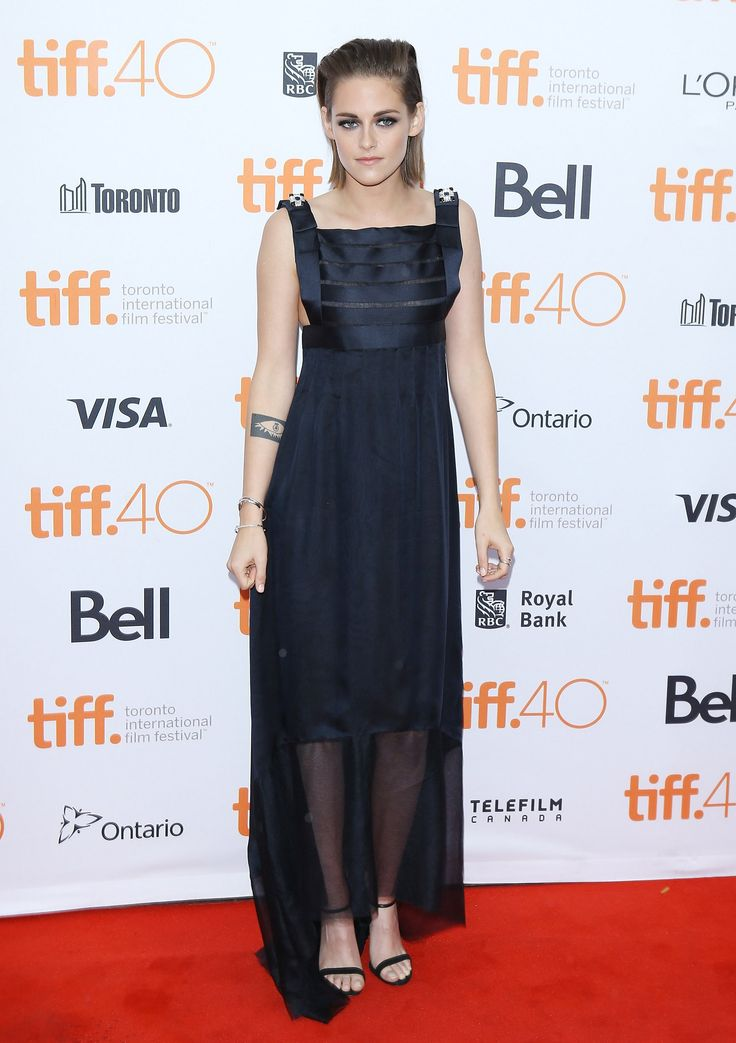 Kristen Stewart Is Stunning in Chanel at the Toronto Film Festival