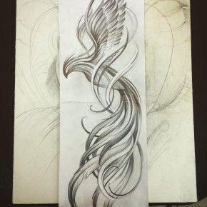 Top 100 phoenix tattoo | 4develop
