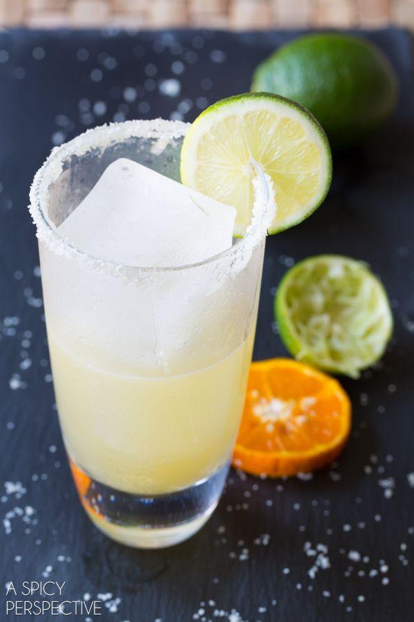 Margaritas (Best Margarita Recipe) | A Spicy Perspective