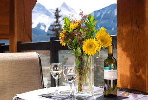 All suites at Solara Resort boast private balconies.