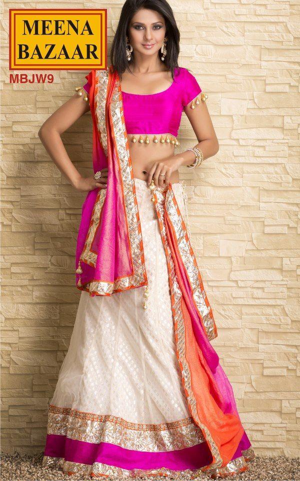 #meena bazaar collection