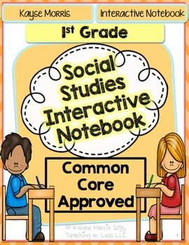 Social Studies Interactive Notebook; Social Studies Interactive Notebook; Social Studies Interactive Notebook that POPS UP! *****Half off first 48 HOURS*****This interactive notebook is ready for implementation. It is organized with the Common Core Teacher in mind.