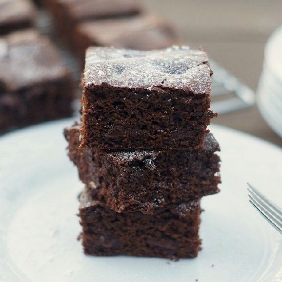 Chocolate-Gingerbread Bars: the combination of spicy gingerbread ...